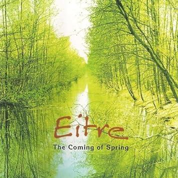 Bildresultat för cd-omslag Eitre - the coming of spring