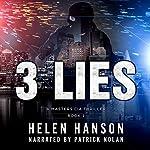 3 Lies: Masters CIA Thriller, Book 1 | Helen Hanson