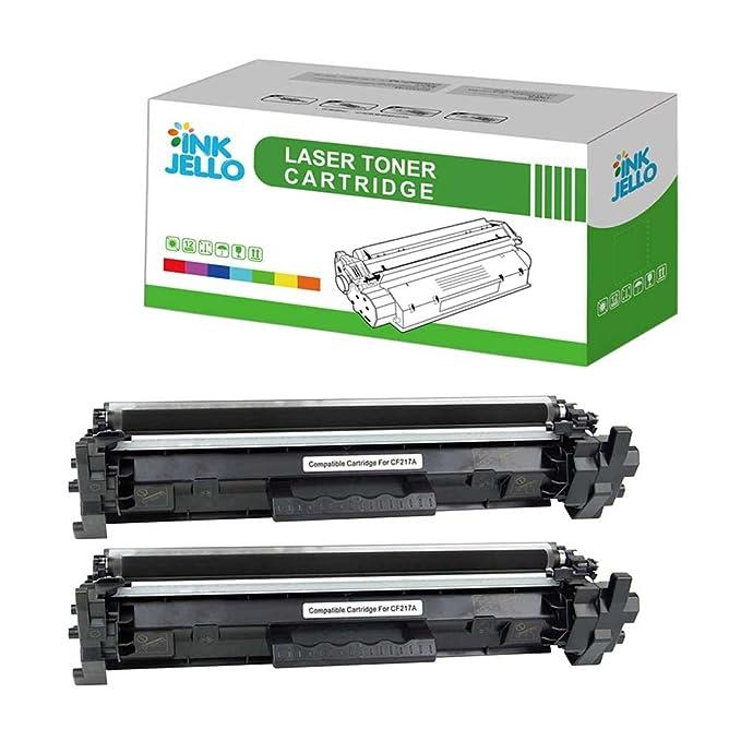 InkJello Compatible Virador Cartucho Reemplazo para HP Laserjet ...