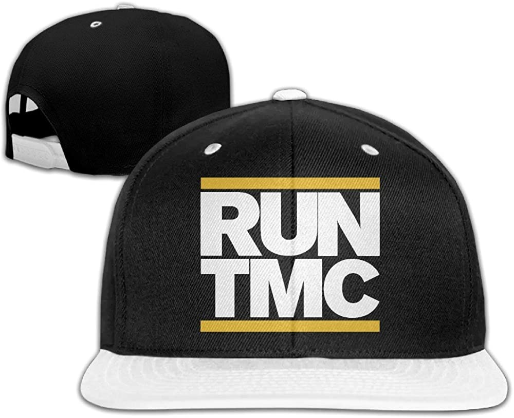 Golden State Curry RUN TMC Hip-Hop Baseball Hats One Size Unisex
