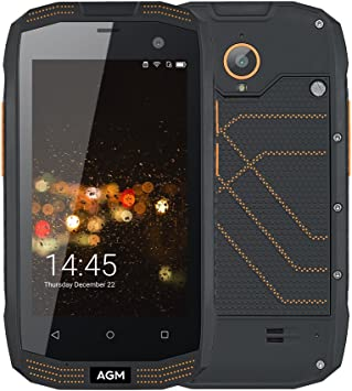 AGM A2 Rio IP68 Impermeable Smartphone 4 G Android 3 G WCDMA GPS ...