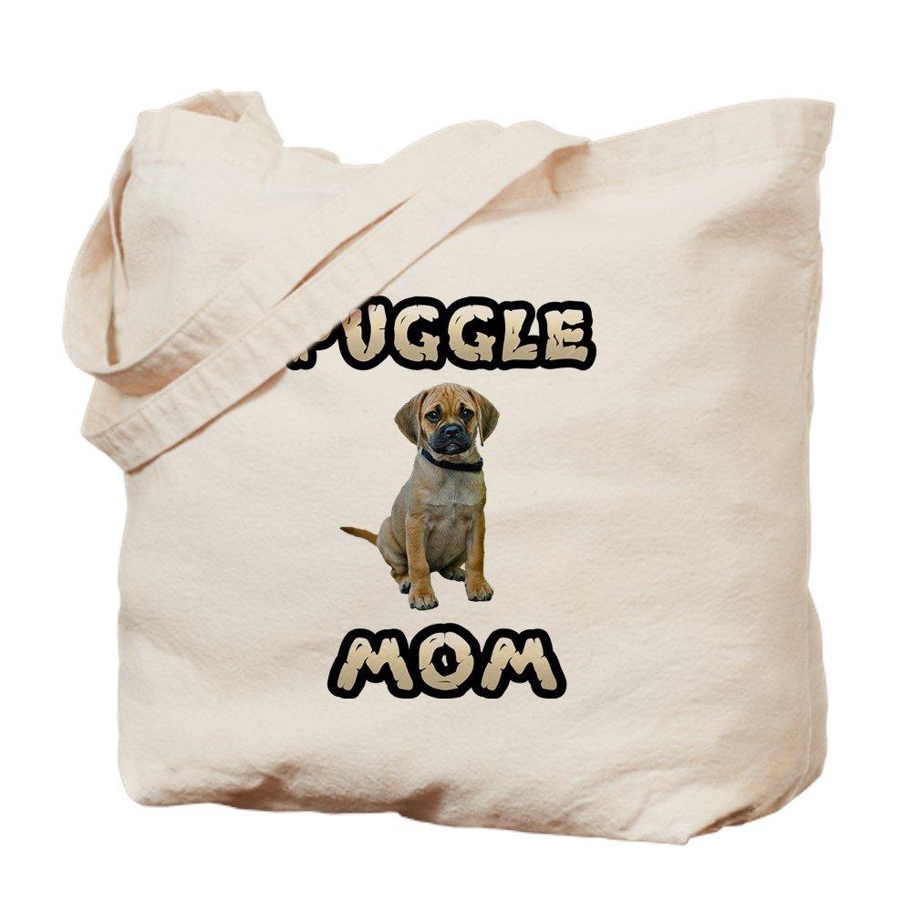 大量入荷 CafePress – CafePress Puggle – Mom – ナチュラルキャンバストートバッグ、布ショッピングバッグ B06Y48LVFB B06Y48LVFB, メリット コレクション:6cd2bed2 --- 4x4.lt