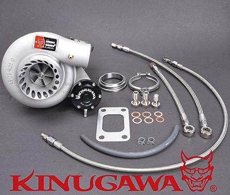 "Kinugawa Turbocompresor 3 ""td05h-18g-6 cm para TD42 patrulla T3 Super"