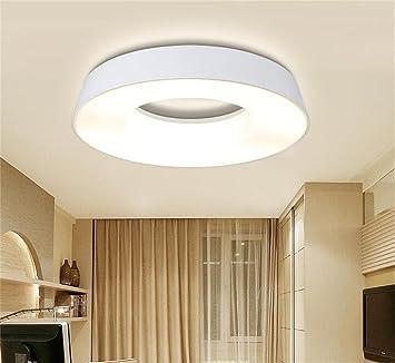 Deko Deckenleuchten Die Neue LED Kranz Modernen Minimalistischen Wohnzimmer  Deckenlampe Schlafzimmer Den Restaurant Decke