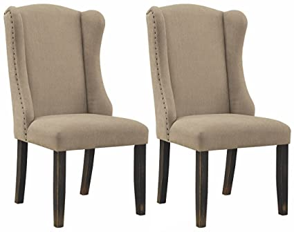 amazon com ashley furniture signature design gerlane dining room