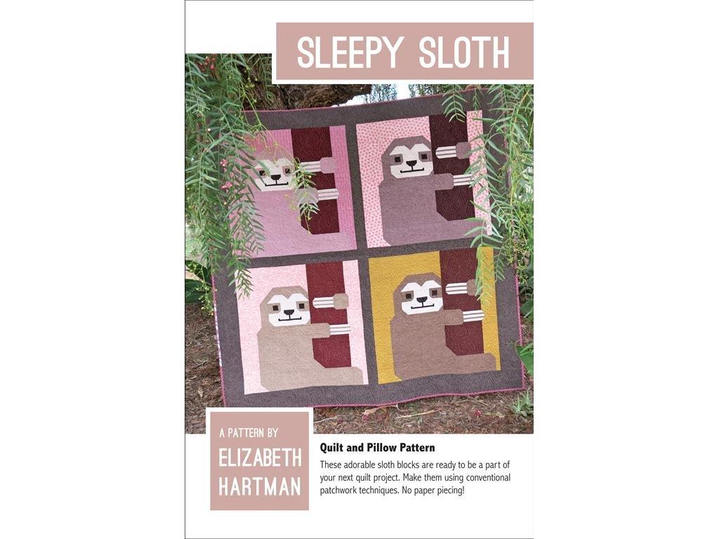 Elizabeth Hartman Sleepy Sloth Ptrn