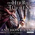 Der Herr des Turmes (Rabenschatten 2) Audiobook by Anthony Ryan Narrated by Detlef Bierstedt