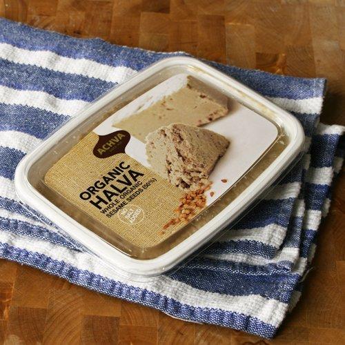Organic Israeli Halva by Achva (10.5 ounce) by Achva
