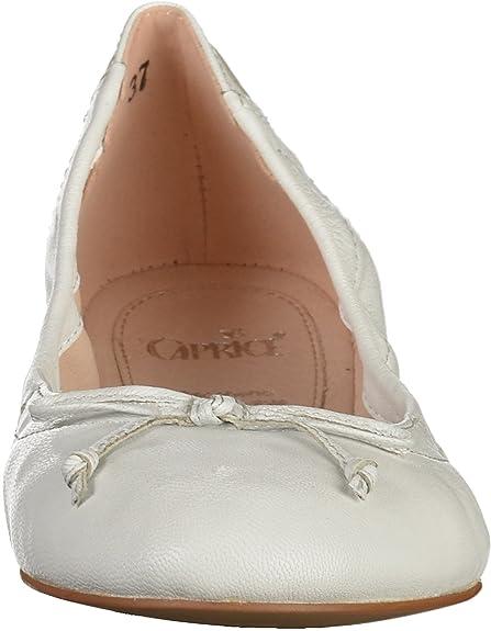 Caprice 22107 Damen Geschlossene Ballerinas: Amazon.de: Schuhe & Handtaschen