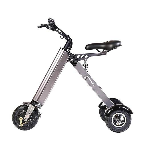 Amazon.com: ES31 - Mini patinete eléctrico plegable de 30.9 ...