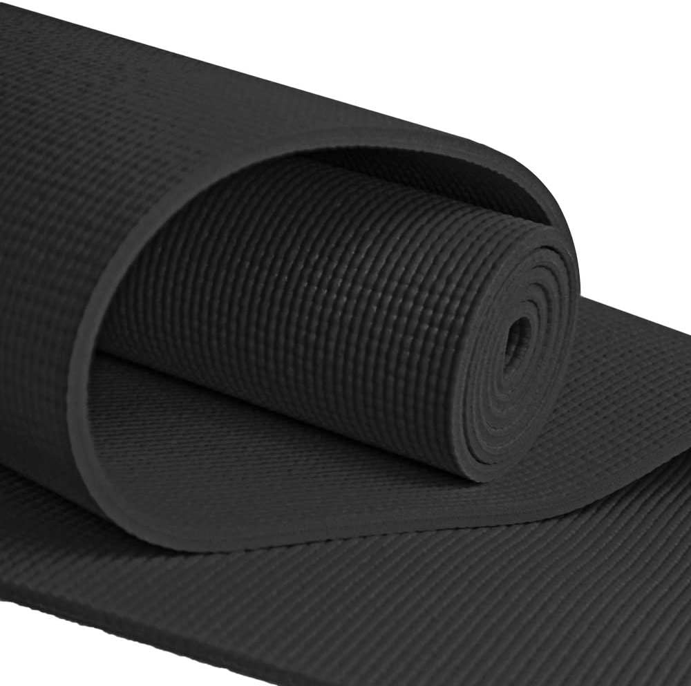 YogaAccessories Extra Long 1 4 Deluxe Yoga Mat