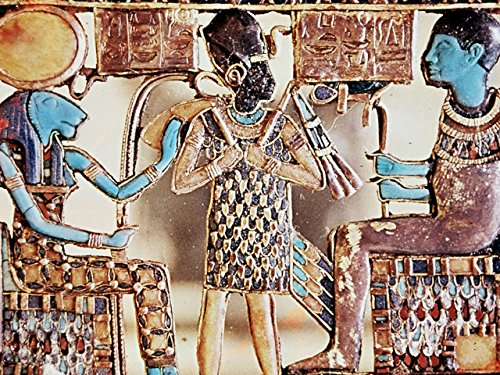Translating Tutankhamen's Tomb - Egyptian Shrine