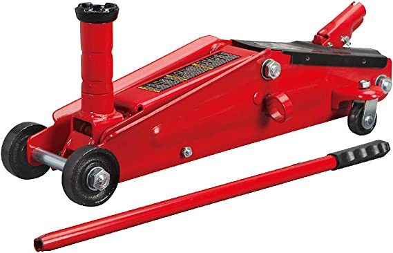 Torin T83006 Big Red Hydraulic Trolley Floor Jack: SUV / Extended Height