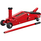 BIG RED T83006 Torin Hydraulic Trolley Service/Floor Jack with Extra Saddle (Fits: SUVs and Extended Height Trucks): 3…