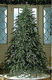 Amazon.com: GKI Bethlehem Lighting Pre-Lit Down-swept Hunter Fir ...
