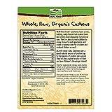 NOW Foods Raw Organic Cashews
