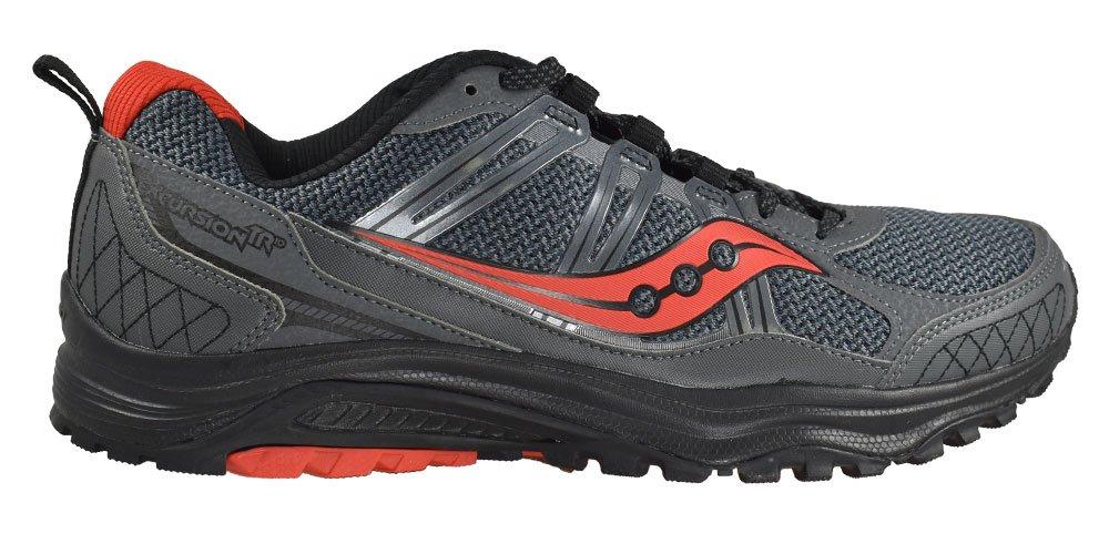 d7c5cd25a6b5 Galleon - Saucony Grid Excursion TR10 Men s Trail Running Shoes (11.5