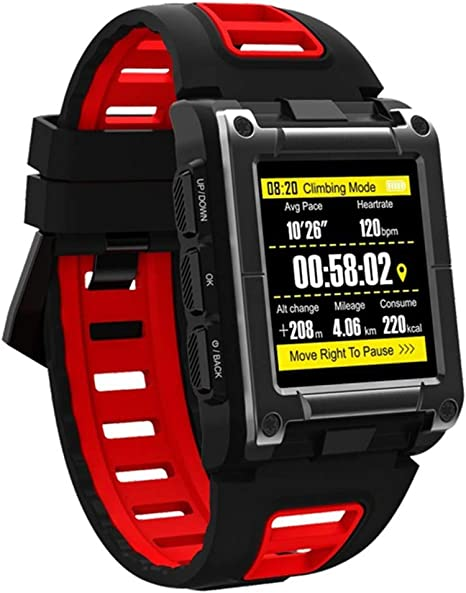 WTYCHS Monitores de Actividad GPS Smart Watch IP68 ...