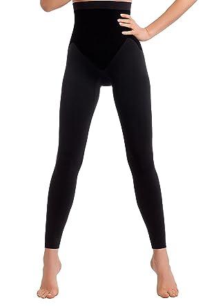 envie Shapewear Leggings figurformend hoch tailliert  Amazon.de  Bekleidung f2603f3a01