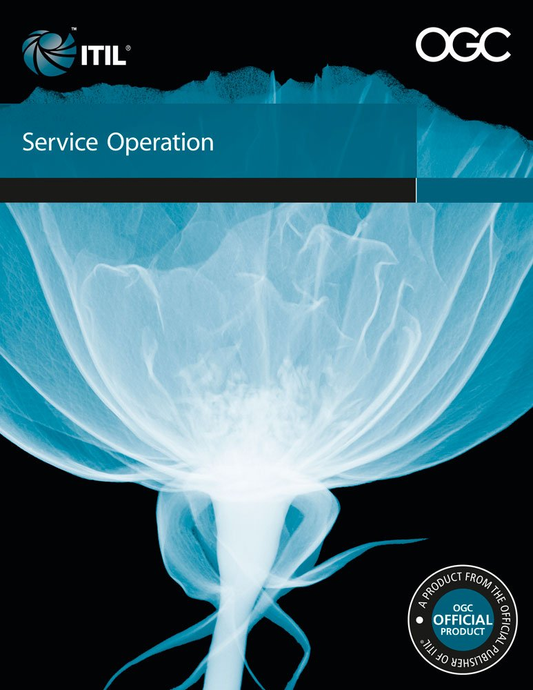 Itil V3 Service Operation Book