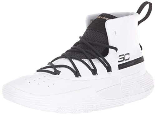 SC 3ZER0 II Basketball Shoe, White