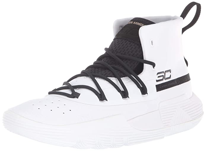 Under Armour Boys' SC 3ZER0 II Basketball Shoe