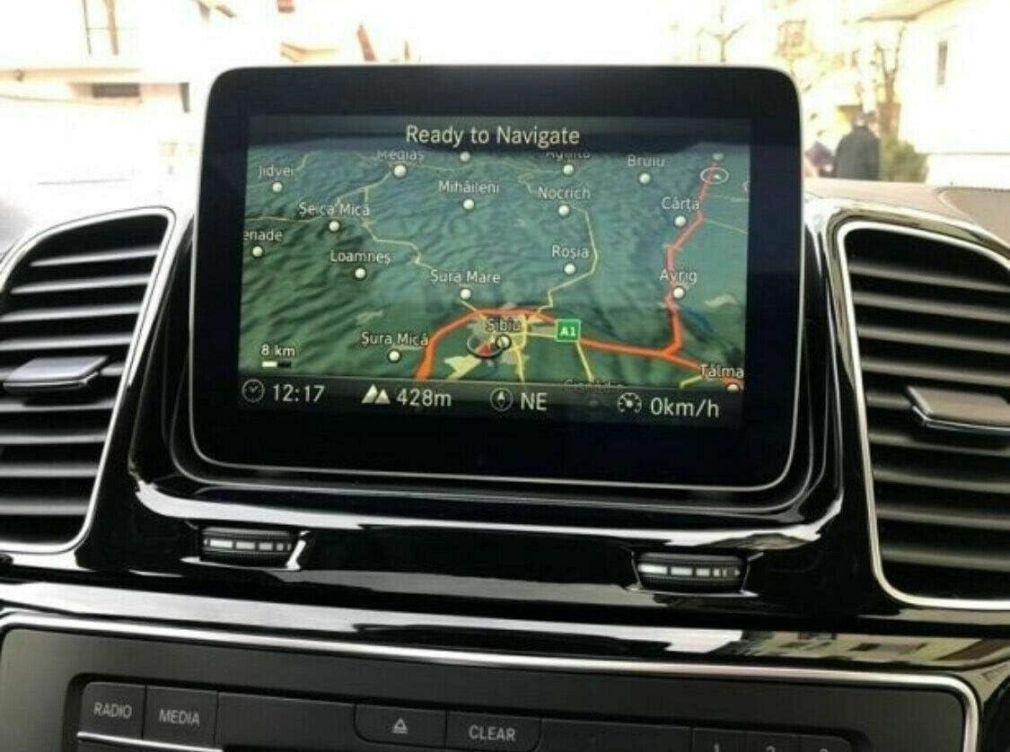 lo último 2020 V14 Tarjeta SD piloto Mercedes Mapa Garmin Sat Nav a B CLA A2189065703