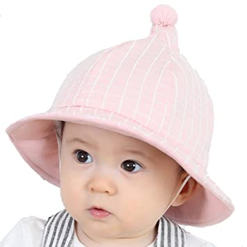 KASTLEE Lovely Baby Cotton Soft Newborn Kids Hat Unisex Personalized  Toddler Caps Kids Hats Pattern4 one e0d8798aa2b