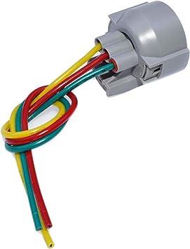 Honda Acura B D H F Series 3-Pin Throttle Position Sensor TPS Connector Plug
