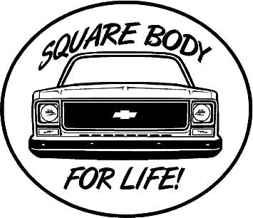 Amazon Com Square Body For Life S 10 Ck1500 2500 Truck Window