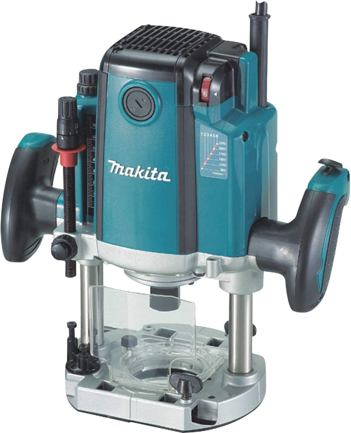 5. Makita RP2301FC Variable Speed Plunge Router
