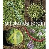 Artistes de jardin