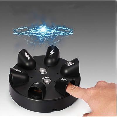 Dreamskull Mini Detector de Mientras Juego Verdad del Mentiroso de Batería Juguete Creativo de Broma Regalo para Niños Reducir el Estrés Fiesta: Juguetes y juegos
