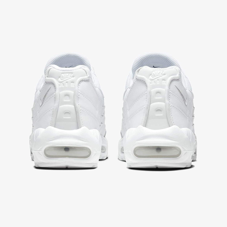 Evaporar Tigre Actriz  Amazon.com | Nike Air Max 95 Essential Mens Casual Running Shoes Ct1268-100  | Road Running