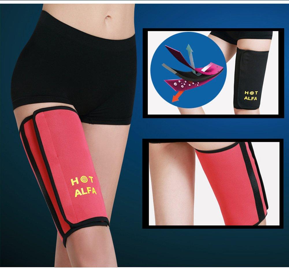 Bodymate herbal loss product weight - Amazon Com 1 Pair Sauna Leg Slimming Thigh Belt Sweats Lose Weight Body Shaper Support Leg Warm Stretch Neoprene Wrap Sports Outdoors