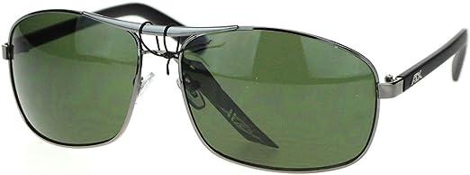 : Mens Moda anteojos de sol Ovaladas rectangular