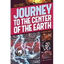 Journey to the Center of the Earth (Graphic Revolve: Common Core Editions) (English Edition)