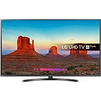 """TV LED LG 50UK6470PLC - 50""""/126CM - 4K UHD 3840X2160-1600HZ PMI - HDR 10/HLG - DVB-T2/C/S2 - Smart TV - 3XHDMI - 2XUSB - Google Assistant"""