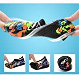 SANBANG Men Quick-Dry Water Shoes Lightweight