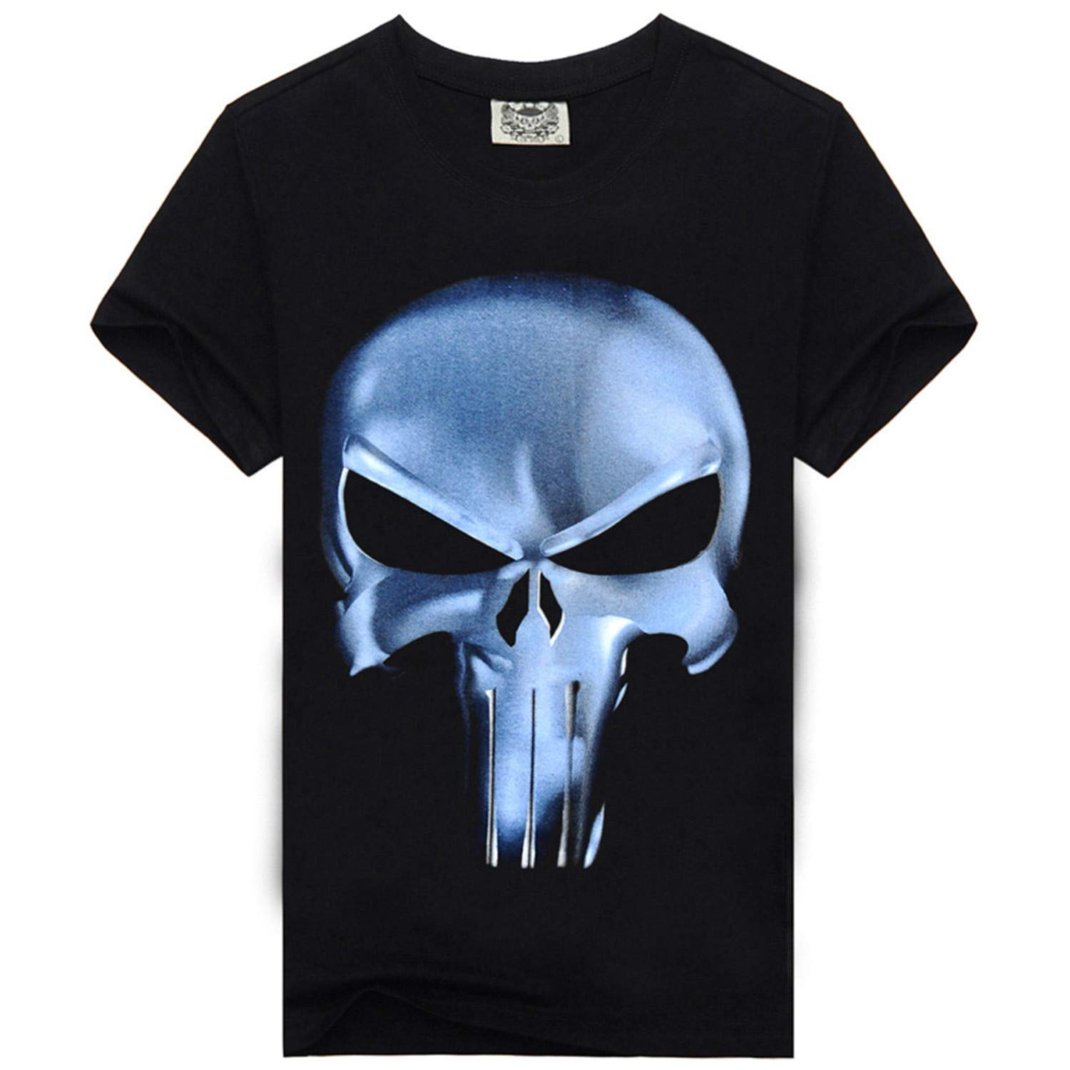 Fly Far And High Rocksir Punisher T Shirts For 9721