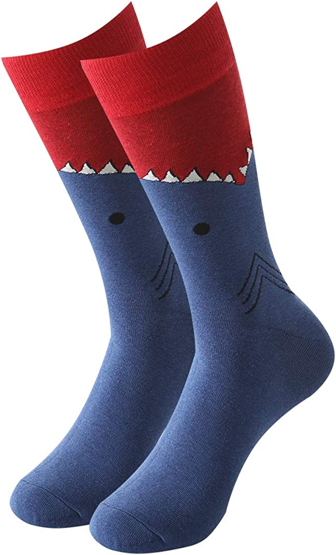 Geschenk Geburtstag Vatertag Weihnachten Freizeit Männer Herren Socken schwarz