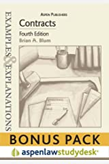 Contracts: Examples & Explanations 4th Ed., (Print + eBook Bonus Pack) Paperback