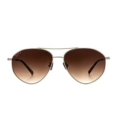 4a02f94de DIFF Eyewear - Scout - Designer Aviator Sunglasses for Men & Women - 100%  UVA