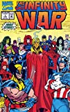 #1: Infinity War, The #1 VF/NM ; Marvel comic book