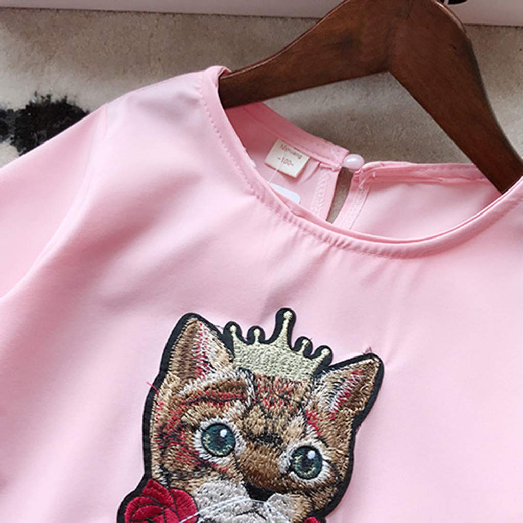 Tantisy /♣↭/♣ Baby Girl Outfits 2T-7T
