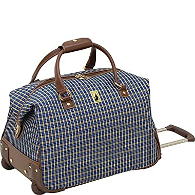 London Fog Kensington 20 Inch Wheeled Club Bag