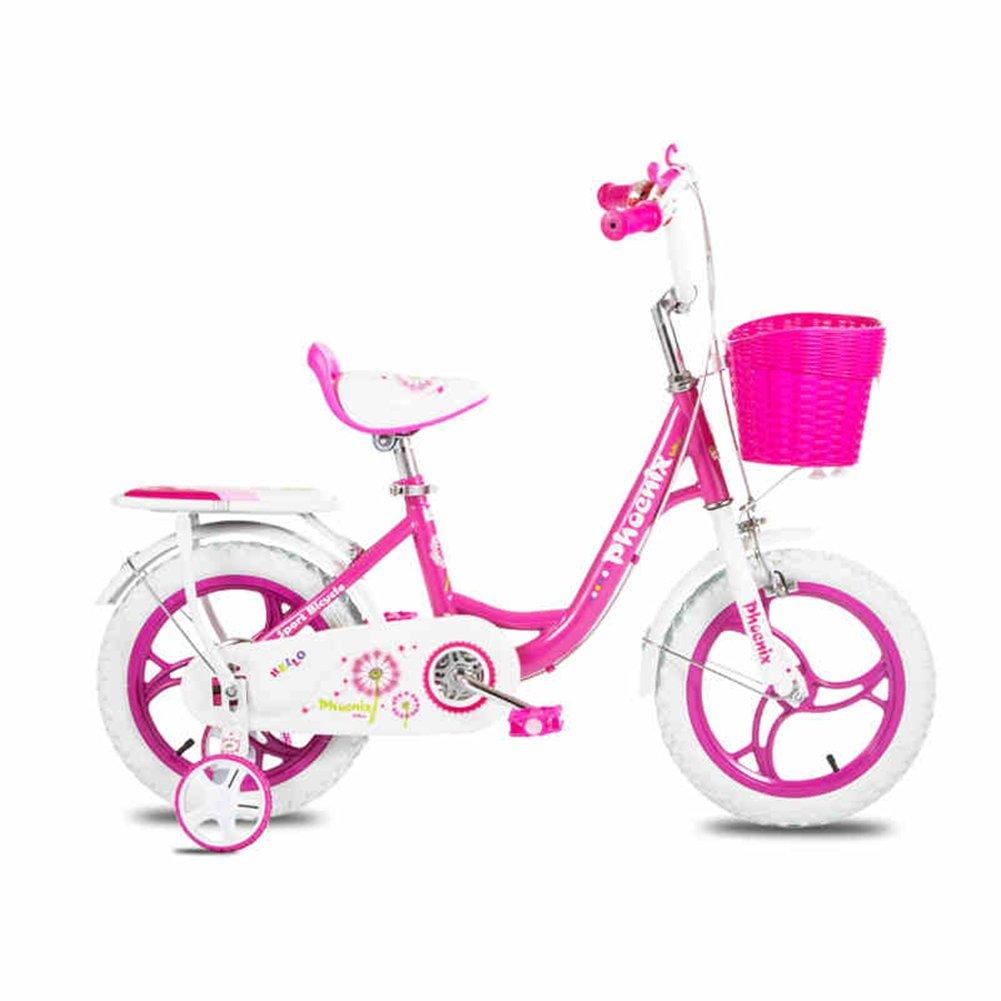 XQ TL-115レッド子供用自転車3-13歳の少年少女ハイカーボンスチールキッズバイク 子ども用自転車 ( サイズ さいず : Length-96cm ) B07C3GK8BM Length-96cm Length-96cm