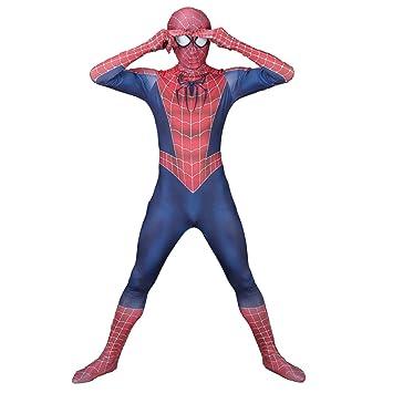 QQWE Vestido De Traje De Estilo Clásico De Spider-Man Tobey ...