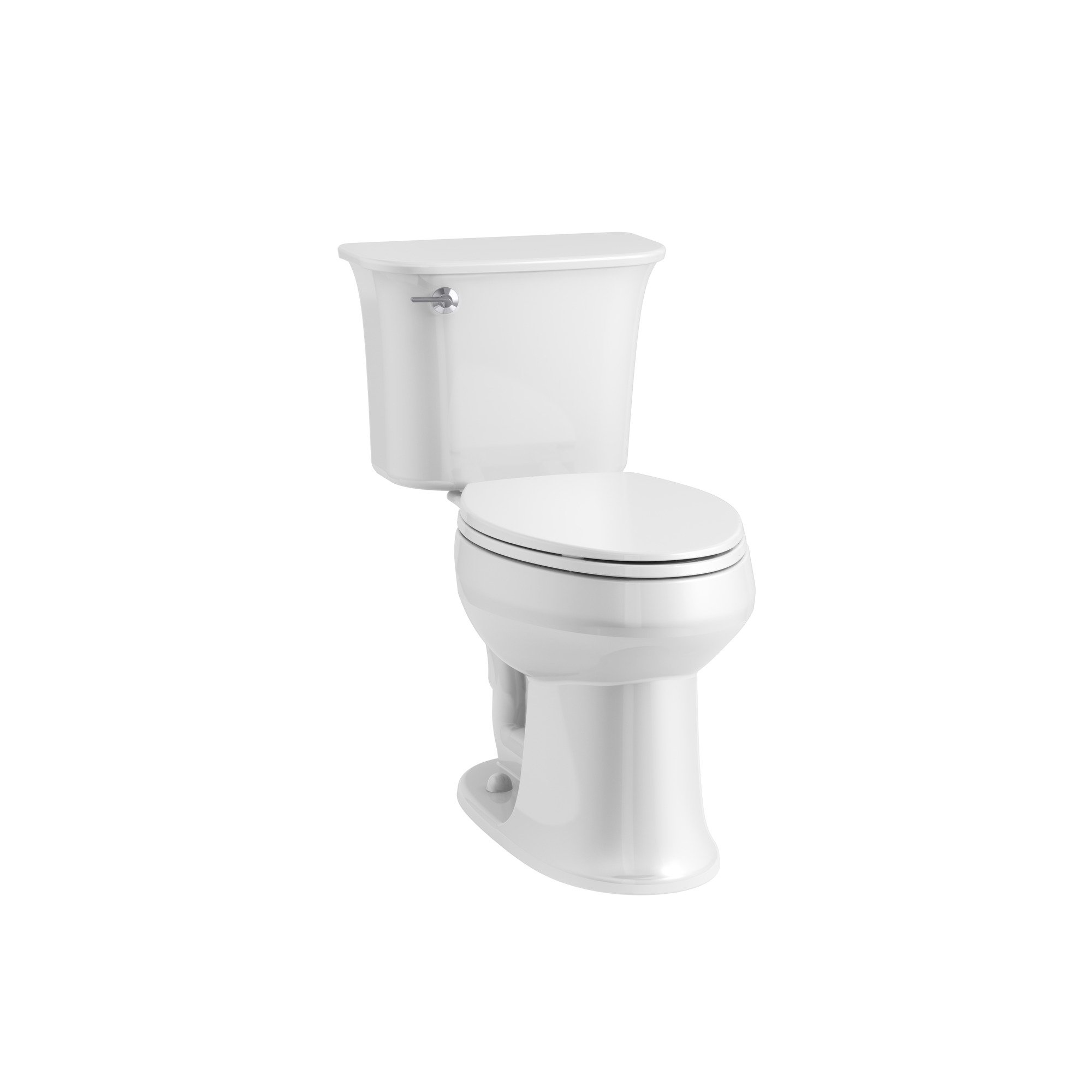 Kohler K 4774 0 Brevia With Quick Release Hinges Elongated