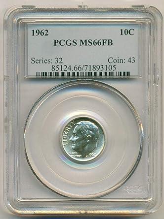 2011 P Roosevelt Dime 10c PCGS MS67FB Full Bands